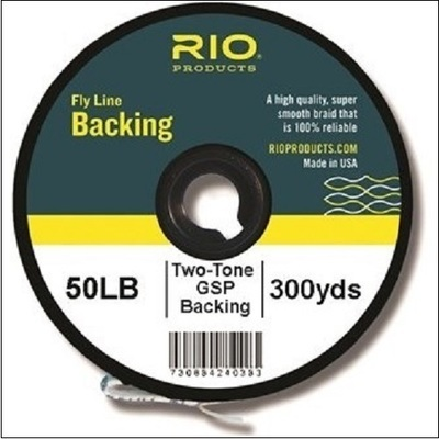 RIO Fly Line Backing - Two Tone Gel Spun
