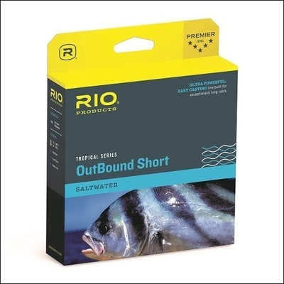 RIO Tropical Outbound Short - Float / 15ft Intermediate Tip