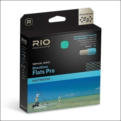RIO Flats Pro - Stealth Tip (Clear)