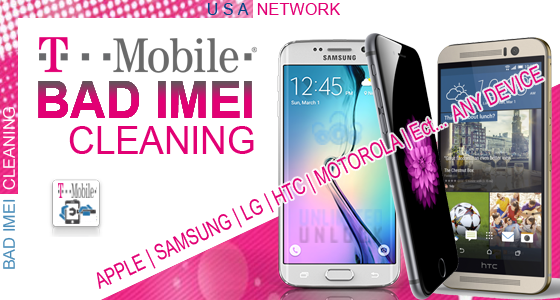 sim +T-Mobile IMEI CLEANING / Unbar / UnBlock (All Models) Fast Service [  1-24 hours ]