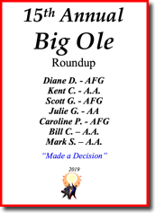 Big Ole Roundup - 2019
