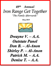 49th Iron Range Get Together 2019