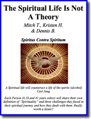 The Spiritual Life Is Not A Theory