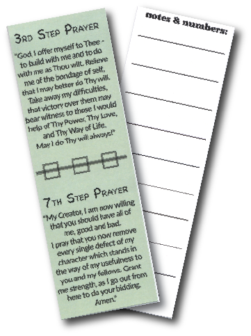 Prayers Bookmark
