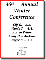 46th Annual Winnipeg Winter Conference  - 2020