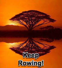Keep Rowing! - 6/19/13