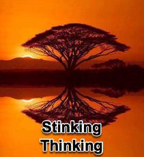Stinking Thinking - 2/20/13