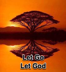 Let Go, Let God - 8/20/08