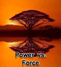 Power versus Force - 4/18/07