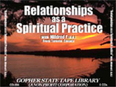 Relationships - A Spiritual Practice
