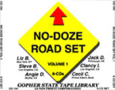 No-Doze Road Set - Volume 1