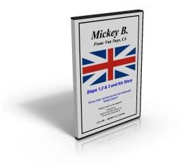 Steps 1, 2 & 3 + Mickey's Story