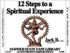 12 Steps & Spiritual Experience