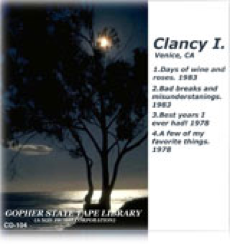 Four Short Stories - Clancy I.