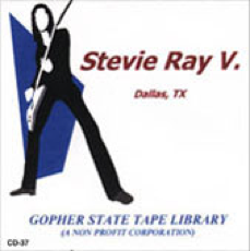 The Stevie Ray V. Story