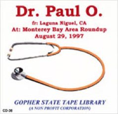 The Dr. Paul O. Story