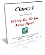 Where Do I Go from Here? - Clancy I.