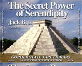 The Secret Power of Serendipity