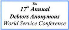 2003 Debtors Anonymous Conference - Minneapolis, MN