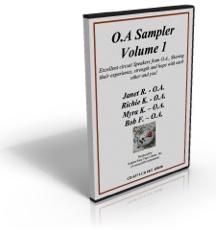 O.A. Sampler - Volume 1