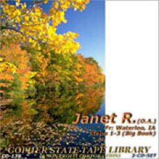 Steps 1-3 Workshop - Janet R.
