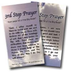 Third & Seventh Step Card
