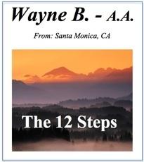 Twelve Step Study - Wayne B.