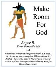 Make Room for God - Roger B.