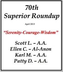 Superior Roundup - 2015