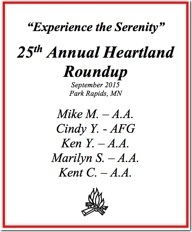 25th Heartland Roundup - 2015