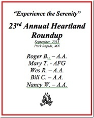 23rd Heartland Roundup - 2013
