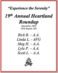 19th Heartland Roundup - 2009