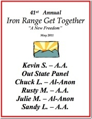 41st Iron Range Get-Together - 2011