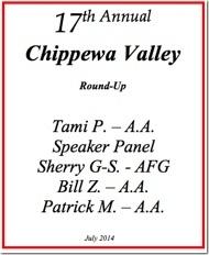 17th Chippewa Valley Roundup - 2014