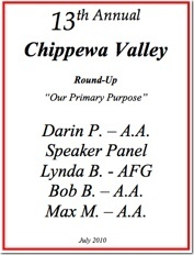 13th Chippewa Valley Roundup - 2010