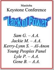 Keystone Roundup - 2012