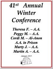 Winnipeg Winter Conference - 2015