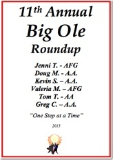 Big Ole Roundup - 2015