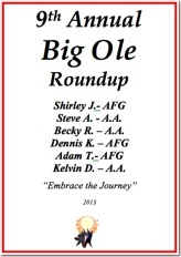 Big Ole Roundup - 2013