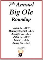 Big Ole Roundup - 2011