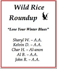 Wild Rice Roundup - 2014