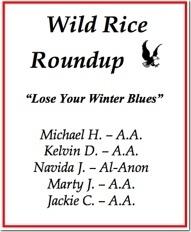 Wild Rice Roundup - 2013