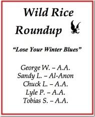 Wild Rice Roundup - 2012