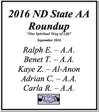 North Dakota State AA Roundup - 2016