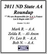 North Dakota State AA Roundup - 2011