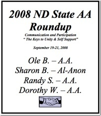 North Dakota State AA Roundup - 2008