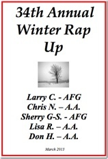 34th Annual Eveleth Winter Wrap Up - 2013