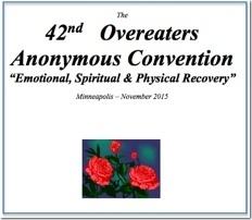 OA Minneapolis Convention - 2015