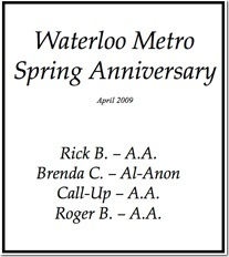Waterloo Anniversary - 2009