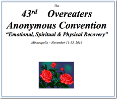 OA Minneapolis Convention - 2016